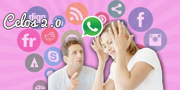 Los celos en la nueva Internet Social