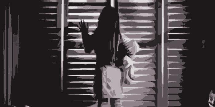 Mirar dentro del armario